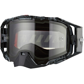 Leatt Velocity 6.5 Anti Fog Goggles brushed/grey